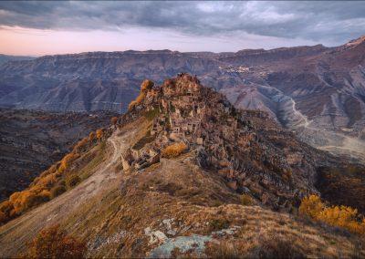 Gamsutle.,Dagestan.,Russia
